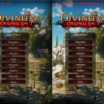 Divinity Original Sin шрифты скачать