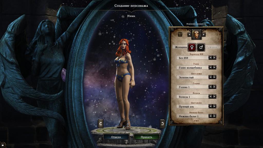 Divinity Original Sin гайд по созданию персонажа