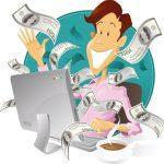 Как можно зарабатывать деньги в интернете
