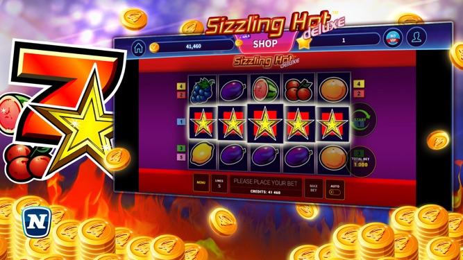 Слот Sizzling Hot Deluxe в казино Faraon