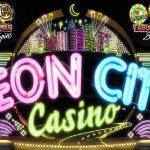 Neon City — новый ретро-слот от Wazdan в онлайн-казино GMS Deluxe