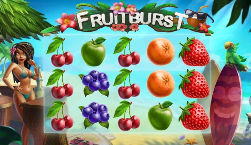 Игровой автомат Fruitburst в онлайн казино Джойказино