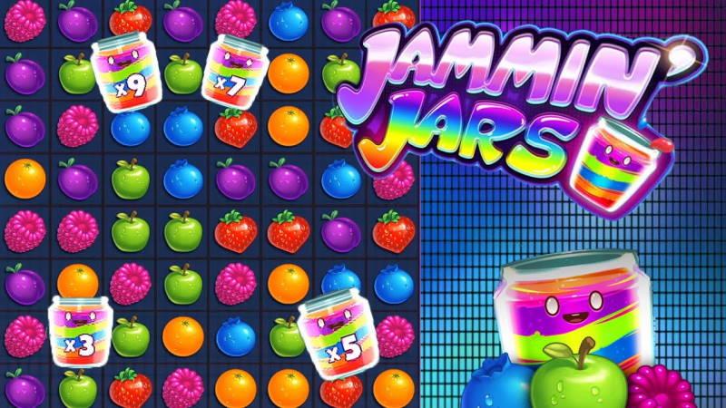 Обзор слота «Jammin' Jars» в онлайн казино